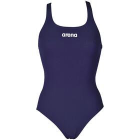 arena Solid Swim Pro One Piece Swimsuit Dames, blauw